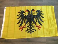 Holy Roman Empire Shield Crest 1401-1806 Flag German 1st Reich Imperial Banner