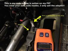 POLARIS CODE READER ADAPTER - DIGITAL WRENCH ADAPTER to OBD2 Same Day Fast ship!