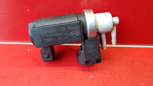 RENAULT SCENIC 2 MEGANE 2 1.9 DCI CAPTEUR PRESSION TURBO ELECTROVANNE 8200412085