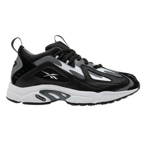 Reebok Men CN7121 DMX Series 1200 Casual Shoes black sneakers