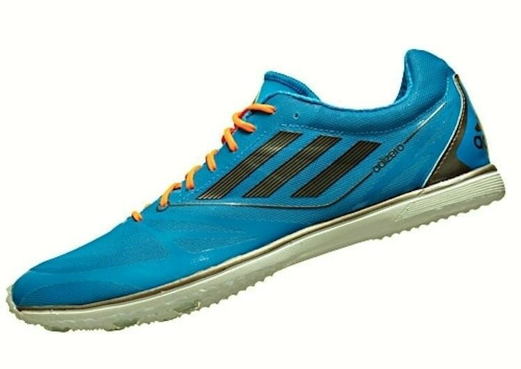 ADIDAS AdiZero Cadence 2.0 Distance Track Spike shoes blueE 5 11 11.5 12 12.5 13