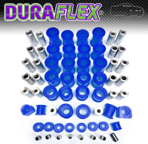 Mazda MX5 Eunos Miata Front /& Rear Suspension /& Chassis Bush Set BLUE PU