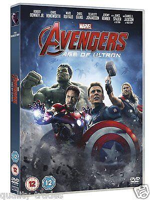 ❏ Avengers : Age of Ultron DVD Movie ❏ Marvel Iron Man Thor Captain Hulk