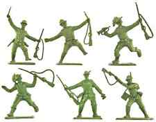 12 Dulcop World War I Italian Alpine Troops - 54mm plastic toy soldiers