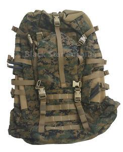 0e9afbcf2d BRAND NEW Replacement Gen II USMC Marine Corp ILBE MARPAT Main Pack ...