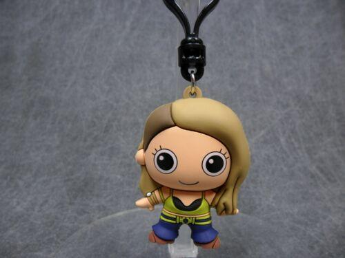 Black Canary Blind Bag Clip Harley Quinn Figural Key Chain Birds of Prey