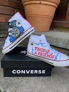 Branded Vans/converse Custom - Hand