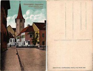 CPA-NAGYSZEBEN-SIBIU-Johanniskirche-und-Lutherhaus-ROMANIA-503712