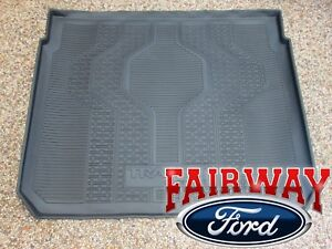 Ford EcoSport 2018 Genuine Ford Cargo Area Protector With EcoSport Logo
