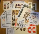 Star Wars Replacement Sticker Sheets *With Placement Instructions*