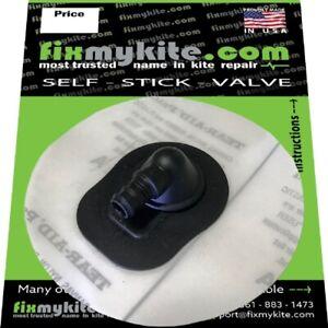 Fixmykite-com-Universal-90-degree-One-Pump-System-Ventil-auf-einem-10cm-4inc