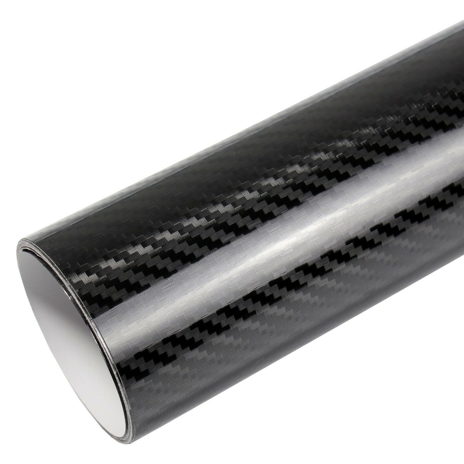 ( m²) RT prime 5d Super Lucentezza carbonio auto pellicola senza bolle canali aria Pellicola