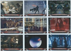 2018-Topps-Star-Wars-Galactic-Files-Complete-10-Card-Locations-Insert-Set-L1-L10