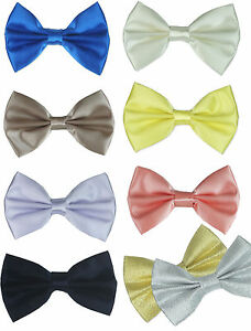 Ties Kids' Clothing, Shoes & Accs New Boys Kids Pre Tied Occasion Fashion Paisley Patterned Elasticated Bow Tie