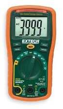 Extech Ex330 Digital Multimeter 600 Max Ac Volts 600 Max Dc Volts 10 Max