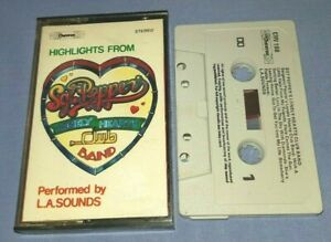 L.A. SOUNDS HIGHLIGHTS SGT. PEPPERS LONELY HEARTS CLUB BAND cassette album A0507