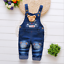 26-style-Kids-Baby-Boys-Girls-Overalls-Denim-Pants-Cartoon-Jeans-Casual-Jumpers thumbnail 6