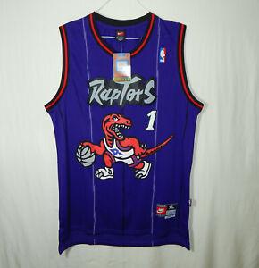 NWT-Tracy-McGrady-Toronto-Raptors-NBA-Basketball-Jersey-Nike-Size-Extra-Large-XL