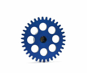 Complexé Corona 34d. Sidewinder Spur Gear Diameter 17.5 Axle 2.38mm Sloting Plus Sp074734 Acheter Un En Obtenir Un Gratuitement