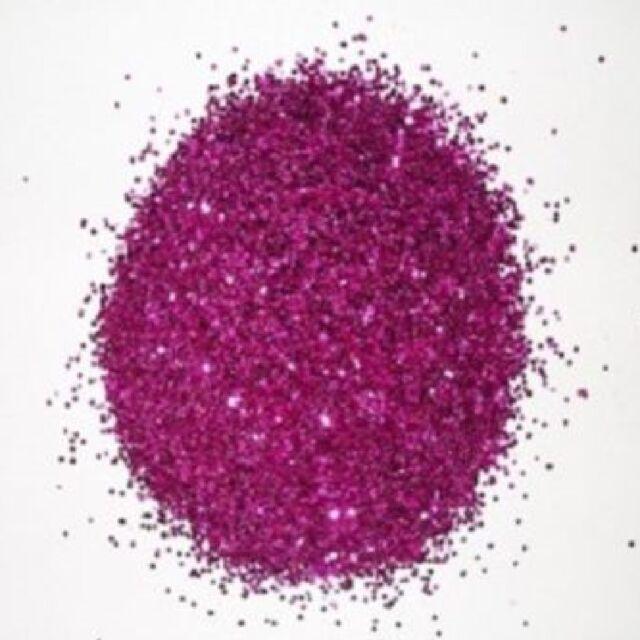 50gm PURPLE DIE CUT GLITTER dust free ART /& CRAFT MATERIAL