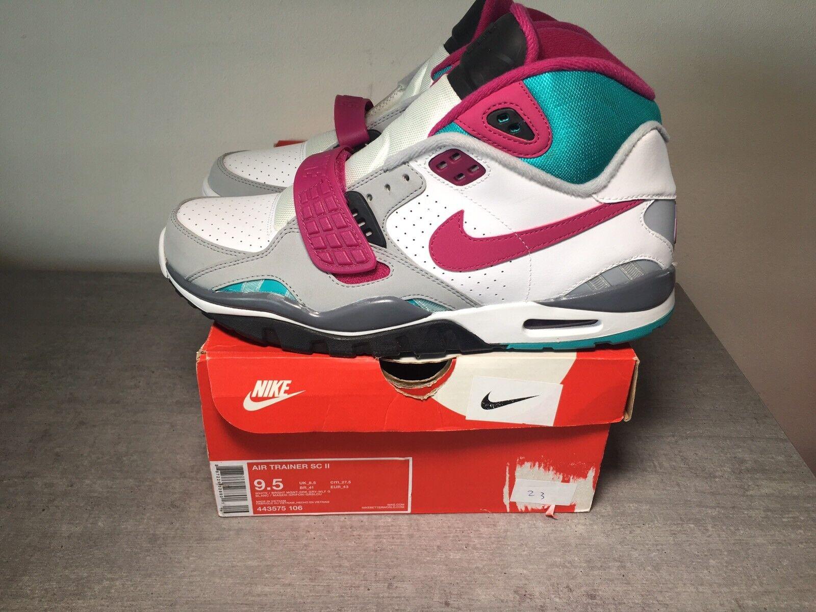 SC 2 II Trainer Air Nike c419bjilw21273 zapatos nuevos