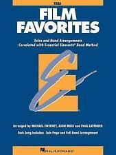 Film Favorites: Tuba (B.C.) by Hal Leonard Publishing Corporation (Paperback...