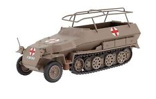 EAGLEMOSS 1/43 WORLD WAR 2 GERMAN Sd. Kfz. 251/8 Hanomag Half Track EM055 55
