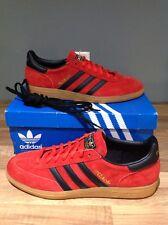 pretty nice 469a4 70a9a Adidas Originals Handball Spezial SPZL UK 10.5 Red Black Gum London  Consortium
