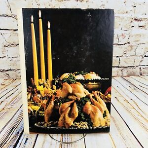 Southern-Living-The-Deep-South-Cookbook-Oxmoor-House-Hard-Cover-Vintage-1976