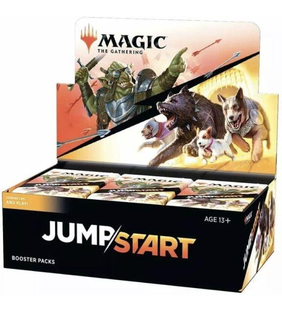 YOU CHOOSE Magic the Gathering MTG Jumpstart SEALED Theme Booster Deck