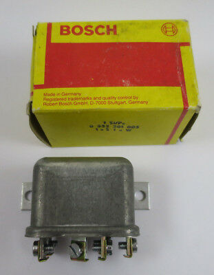 original Bosch Relais NEU 0332201005 für OPEL GT Rekord