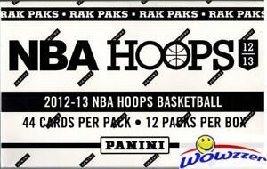 2012-13-Panini-Hoops-Basketball-Factory-Sealed-MASSIVE-Jumbo-Rack-Box-528-Cards