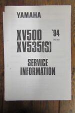 1989 2005 yamaha xv250 virago service repair manual download
