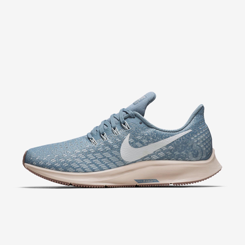 Wmns Nike Air Zoom Zoom Zoom Pegasus 35 Sz 7.5 Teal  silver 942855 -403 FRI FARTYG  med billigt pris för att få bästa varumärke