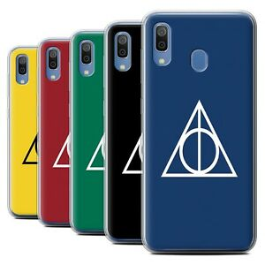 Gel-TPU-Case-for-Samsung-Galaxy-A20e-2019-Magic-Hallows-Inspired