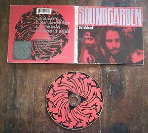 SoundGarden-Chris-Cornell-Temple-of-Dog-Outshined-Digipack-5-Tracks-Cd-Ottimo