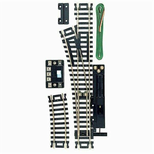 Atlas  HO Code 100 Manual Snap Switch Right  ATL861