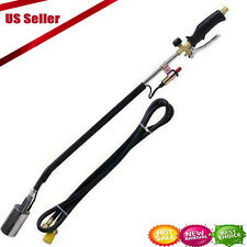 Propane Torch Weed Burner Ice Snow Melter Flame Dragon Wand Igniter Roofing Us