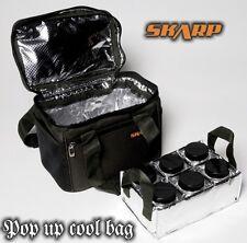 Skarp Pop up cool bag mit 6 Dosen