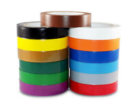 Vinyl Pinstriping Tape - 13 Osha Colors Available: 1/2 Inch (12mm) X 108ft 5mil