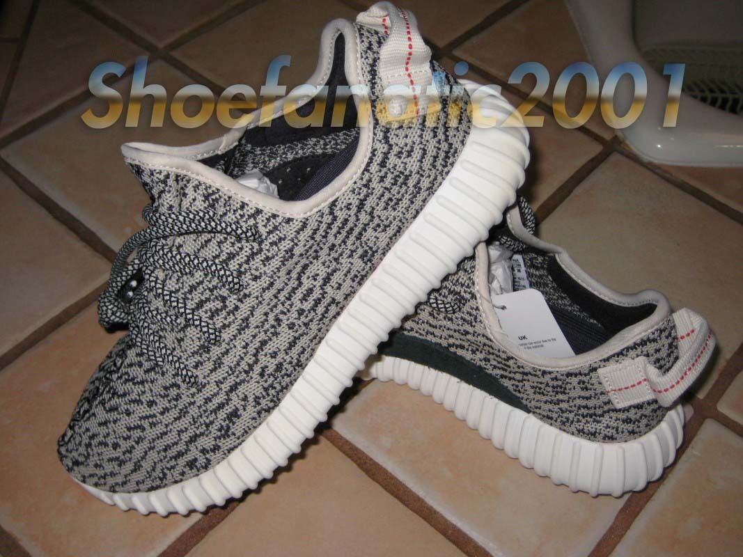 Adidas Yeezy Boost 350 US 7 Kanye West Limited Release AQ4832 Turtle Dove White