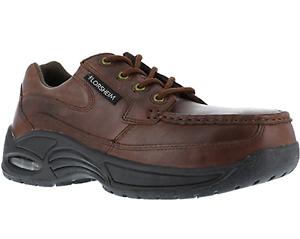 Florshiem FS2430 Men/'s Polaris Composite Toe Eurocasual Oxford Work Shoes