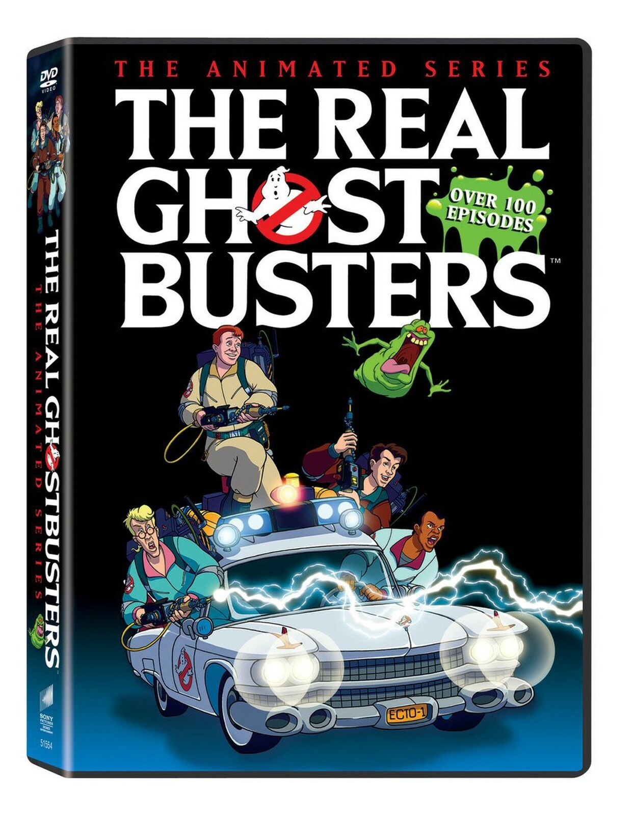 The Real Ghostbusters Cartoon 80s Volumes 1 10 Boxed Dvd Set For Sale Online Ebay