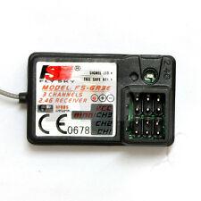 FlySky FS-GR3E Receiver 3CH Failsafe for FLYSKY GT2 3 GT2B GT3B GT3C Transmitter