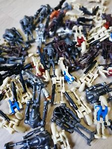 LEGO-Star-Wars-Minifigure-Separatists-Droids-x5-figs-accessories-per-order