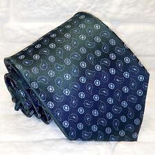 "Cravatta TOP ,Nuova, 100% seta , ""P. Baldini"" , tie ,  business , verde , green"