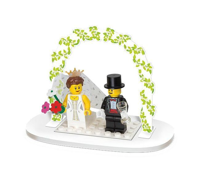 LEGO ® Miscellaneous 853340 Minifiguren-Mariage-Set Nouveau neuf dans sa boîte NEW En parfait état, dans sa boîte scellée Boîte d'origine jamais ouverte
