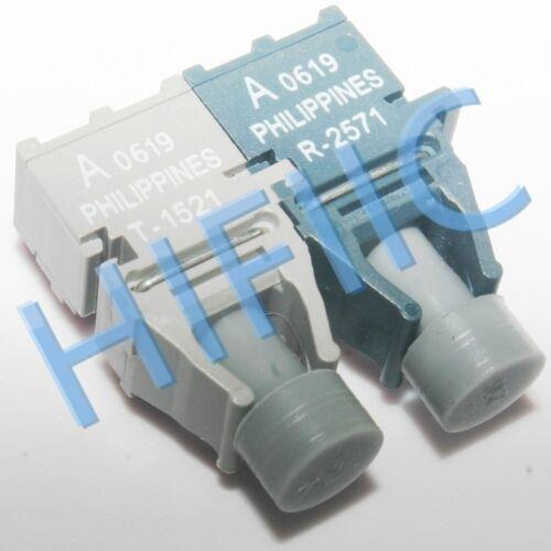 T-1521Z R-2571Z 1Pair HFBT-1521Z HFBR-2571Z optic head