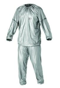 Athletic Works Sauna Suit S/m PVC Promotes Weight Loss Multicolor S-M