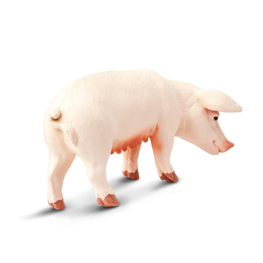 Safari #161029 Sow Toy Collectible Female Mother Pig